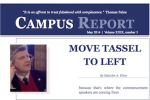 Campus Report May 2014 thumbnail