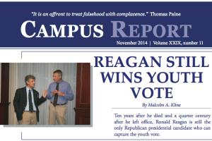 Campus Report November 2014