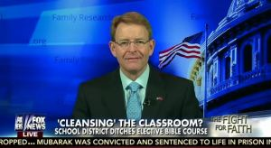 Tony Perkins on Fox and Friends