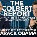 colbert report at gwu