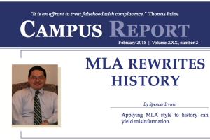 Campus Report February 2015