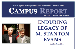 Campus Report April 2015