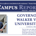 Campus Report March 2015