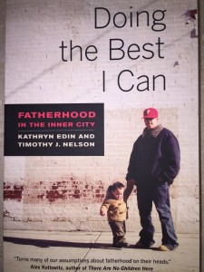 poverty and fatherhood book cover