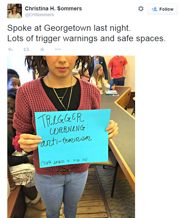 Georgetown University Upset That Protest Was Filmed And Is On Youtube