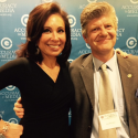judge jeanine at aim awards