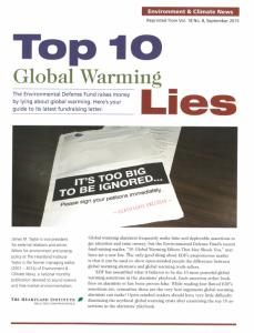global warming lies heartland institute