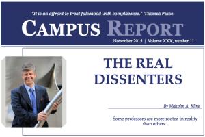 Campus Report November 2015