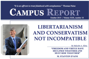 Campus Report October 2015