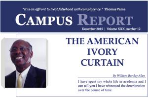 Campus Report December 2015