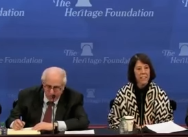 heritage foundation fisher v texas