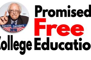 bernie sanders free college tuition