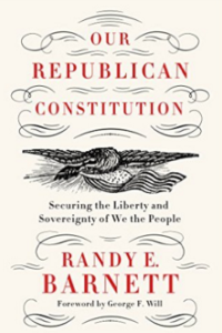 our republican constitution randy barnett book cover