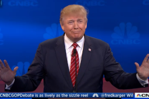 donald trump cnbc gop debate 2