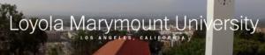 loyola marymount university website