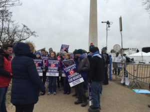 march for life signs