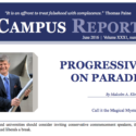 Campus Report June 2016