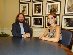 Emily Hughes interview of AAUPs John Wilson