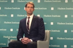 photo taken by Kallina Crompton at the Hudson Institute