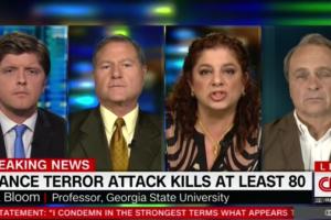 image screenshot via Free Beacon YouTube video of CNN segment on terrorism