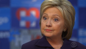 image screenshot from CBS News interview video