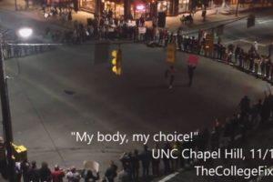 unc-anti-trump-protest-november-18-2016-college-fix-video